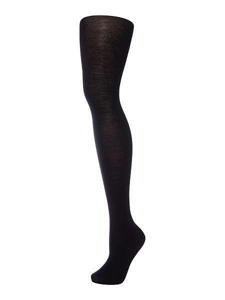 Soft merino 100 denier opaque tights