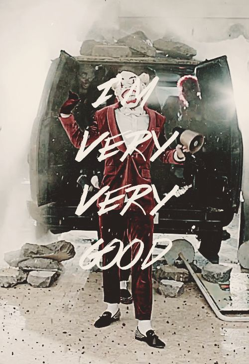 "Block B ""Very Good"""