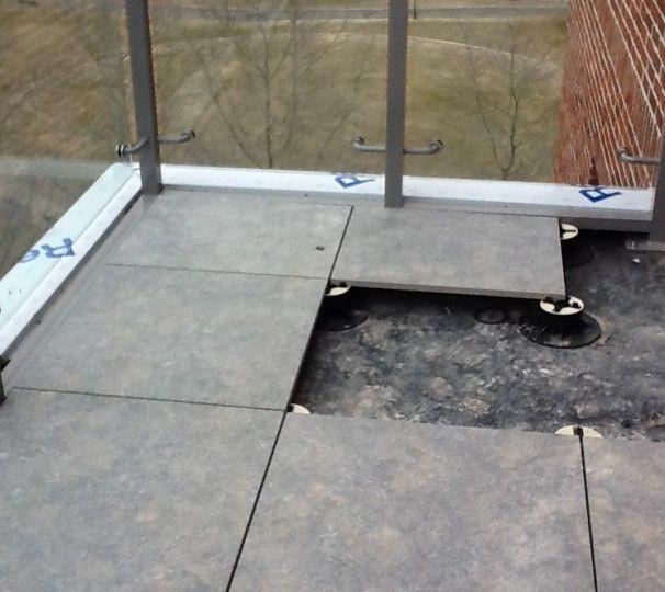 Adjustable Supports Floor