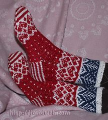 ╩:╩ FREE PATTERN ╩:╩ NORSK AND ENGLISH