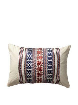 50% OFF Echo Cozumel Decorative Pillow (Turtledove)