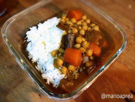 Karee raisu(カレーライス) Riso al Curry giapponese