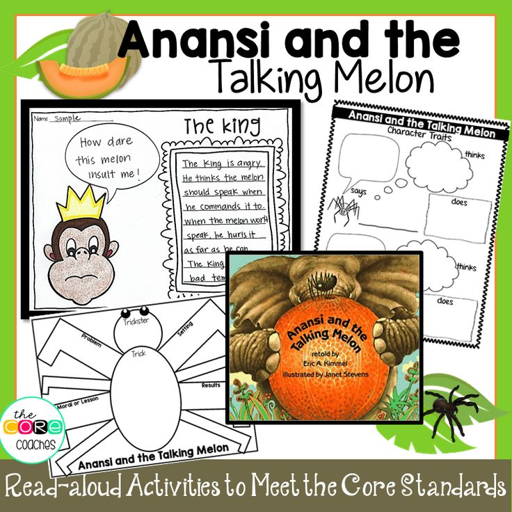 Anansi Activities
