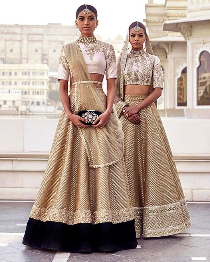 The #udaipur collection by #sabyasachi #instastyle #indianwear #indianwedding #indianbride #bridaljewelry