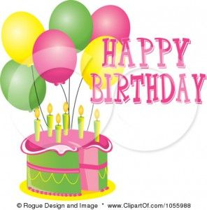 Green Birthday Cake Images