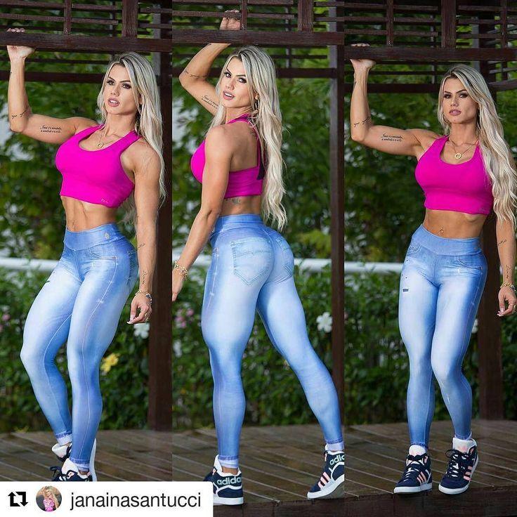 #mulpix A top @janainasantucci arrasou com a calça Karbo by Giseli Giatti , vendas ATACADO( CNPJ @gijacomassirepresentacao ) e VAREJO @gijacomassi  @janainasantucci with @repostapp Calça Fake Jeans  tamanho do P ao GG ,firme  top com bojo de alta compressão disponíveis ・・・ Boa noite !!! Hoje o treino foi 👌🏻💪 calça fake jeans com o top alta compressão 👏🏻 vendas atacado e varejo @gijacomassi @gijacomassirepresentacao 📸Foto @bennerlan  #ficaadica  #gijacomassi  #fashionfitness  #fashion…