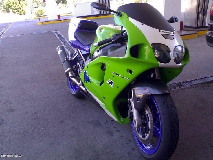 kawasaki zx7r ninja - à venda - Motos & Scooters, Porto - CustoJusto.pt
