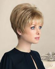 Short Top Piece Mono (Exclusive) Wiglet by Amore - Hair Wiglets - Best Wig Outlet®