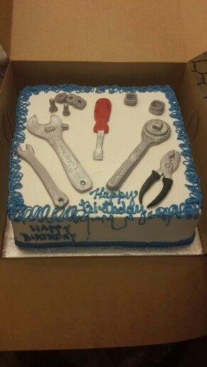 Mechanic cake                                                                                                                                                                                 More