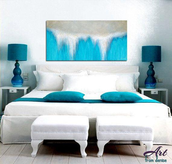 181 best images about colors grey gray aqua teal for Aqua blue bedroom ideas