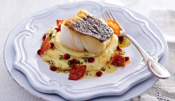 Ein heißer Tipp für die kalten Tage: Der schmackhafte Skrei aus dem Ofen.