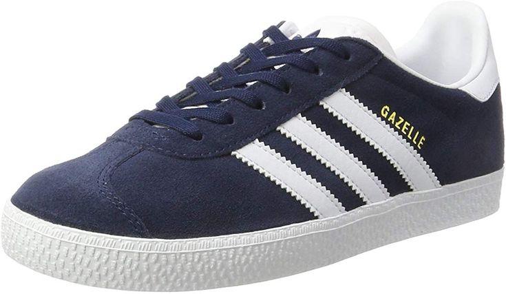adidas - Gazelle, Zapatillas Unisex Niños, Azul (Collegiate Navy ...