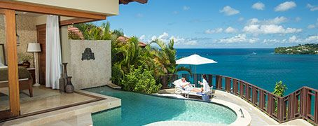 Sandals Beach Resort Difference - The Luxury Included Vacations Beach Resort - Sandals Resorts
