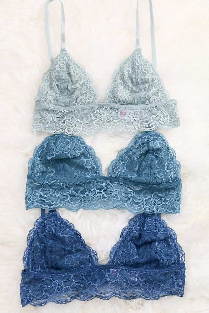 Cool Bralette Collection