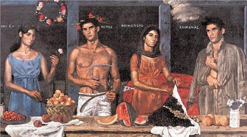 Yiannis Tsarouchis