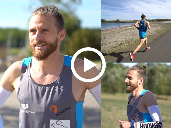 In diesem Video begleiten wir Marcus bei seinem längsten Dauerlauf vor dem Frankfurt Marathon.