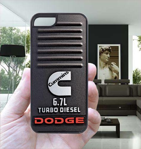 CUMMINS Turbo Diesel Logo For iPhone 5s Case