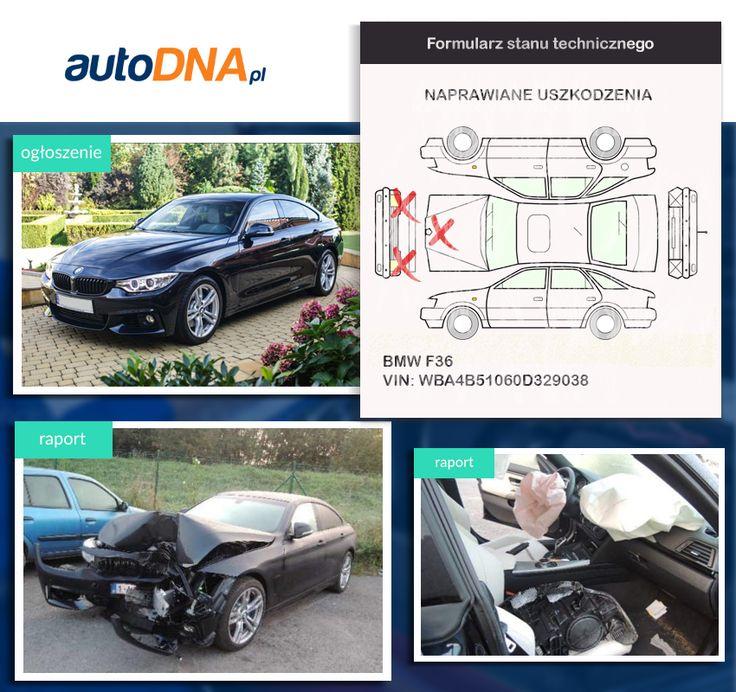 Baza #autoDNA- #UWAGA! #BMW #F36 https://www.autodna.pl/lp/WBA4B51060D329038/auto/c760f4d74f1f46a0c0842d7cf3a3703757be2aa6