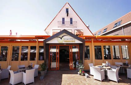 Restaurant Oranjerie 't Vogelhuis - De Koog, Texel - Rolstoeltoegankelijk, Toegankelijk toilet #aangepast_toilet