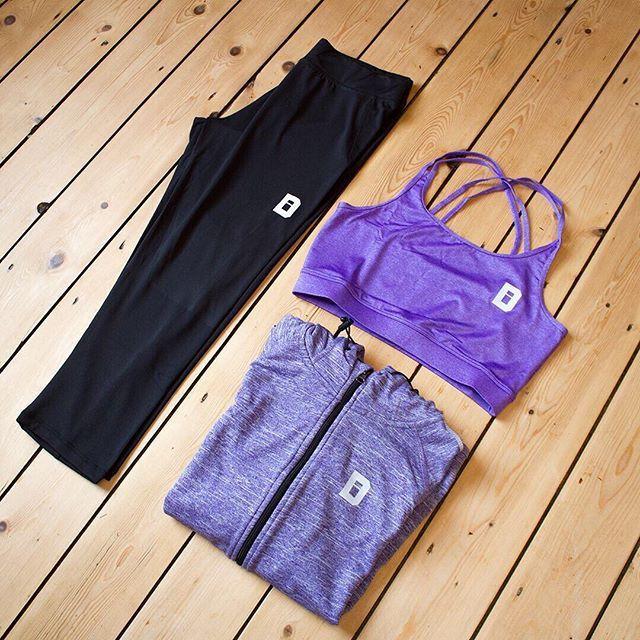 Gym ready 🙅🏻💁🏼🙋🏽🙆🏾⠀⠀Available at www.definedint.com... treat yoself... you deserve it! 💃🏻💜⠀⠀#DefinedIntervention #Workout #Gymwear #Fitnessapparel #Madetomotivate