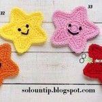 Free Crochet Applique Patterns - Karla's Making It