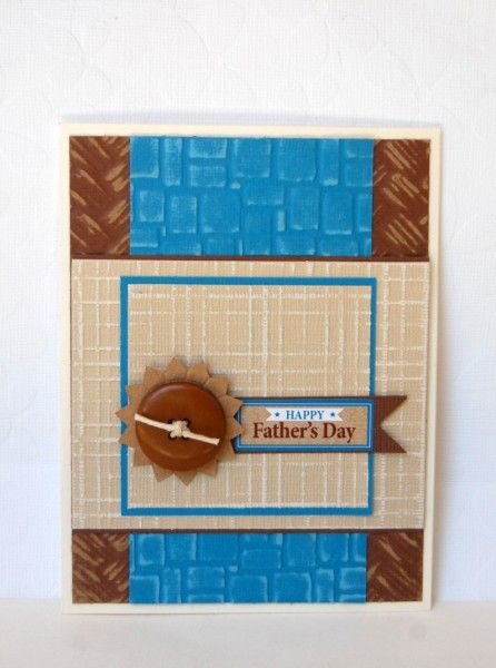 #coredinations Father's Day cards using #davidtutera and #chocolatebox cardstock