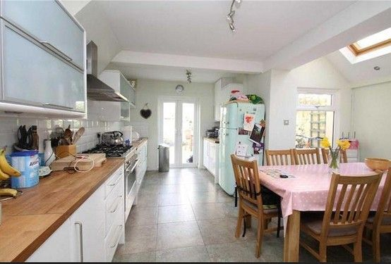 Small House Kitchen Extensions