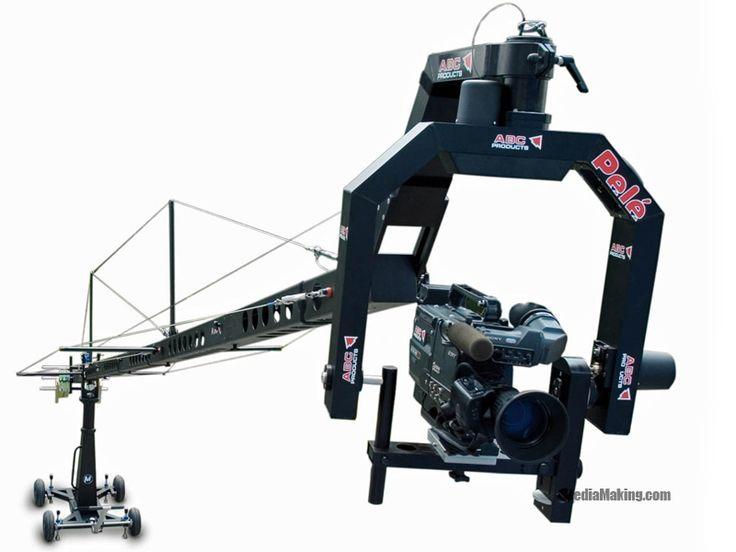 Crane - braccio ABC - 9 m ABC Crane con braccio da 9 Mt