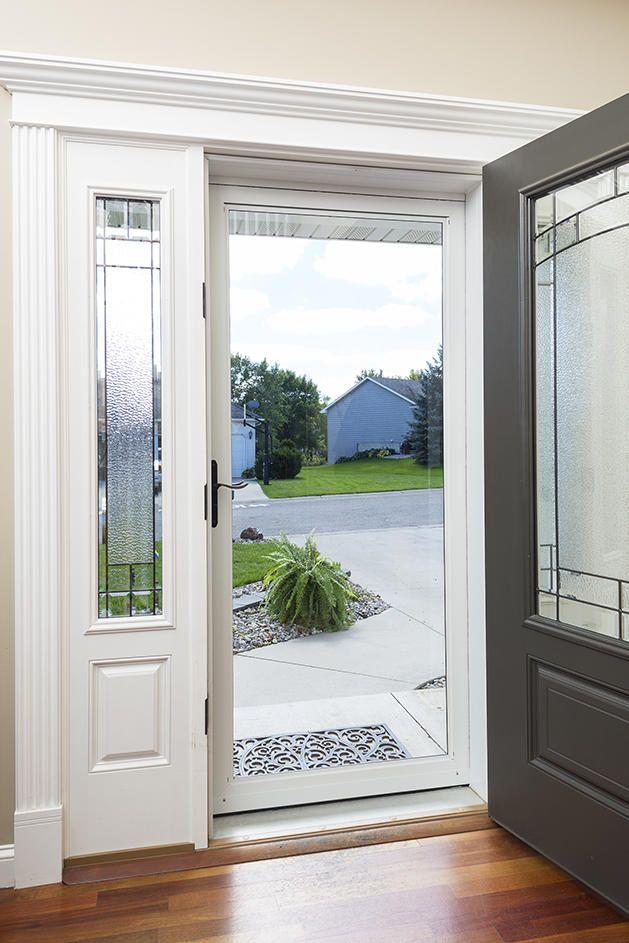 Photo Gallery Larson Storm Doors Storm Door Craftsman Front Doors
