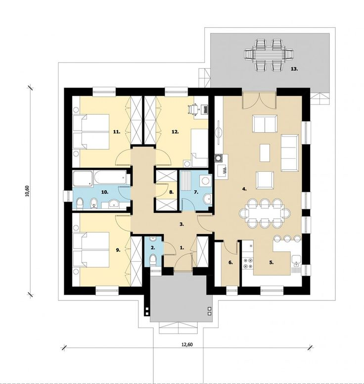 11 best Házak images on Pinterest Blueprints for homes, House - best of blueprint builders minneapolis
