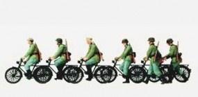 ドイツ軍自転車部隊のフィギュア