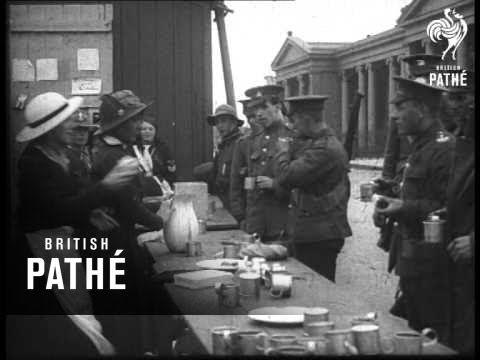 Sinn Fein Rising - Liberty Hall - Part 1 (1916) - YouTube
