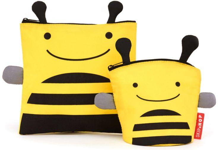 Köp Skip Hop Zoo Snack Bags Bi | Babyprodukter Mata | Jollyroom