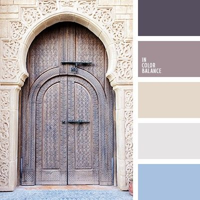 Calming cool neutral colours