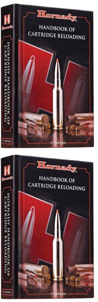 Manuals and Instruction Material 111293: Hornady 9Th Edition Handbook Of Cartridge Reloading With Hardcover -> BUY IT NOW ONLY: $42.07 on eBay!