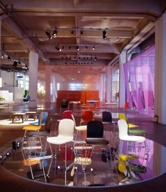 CAPPELLINI History: 2000  CAPPELLINI FIRST EXHIBITS AT THE SUPERSTUDIO
