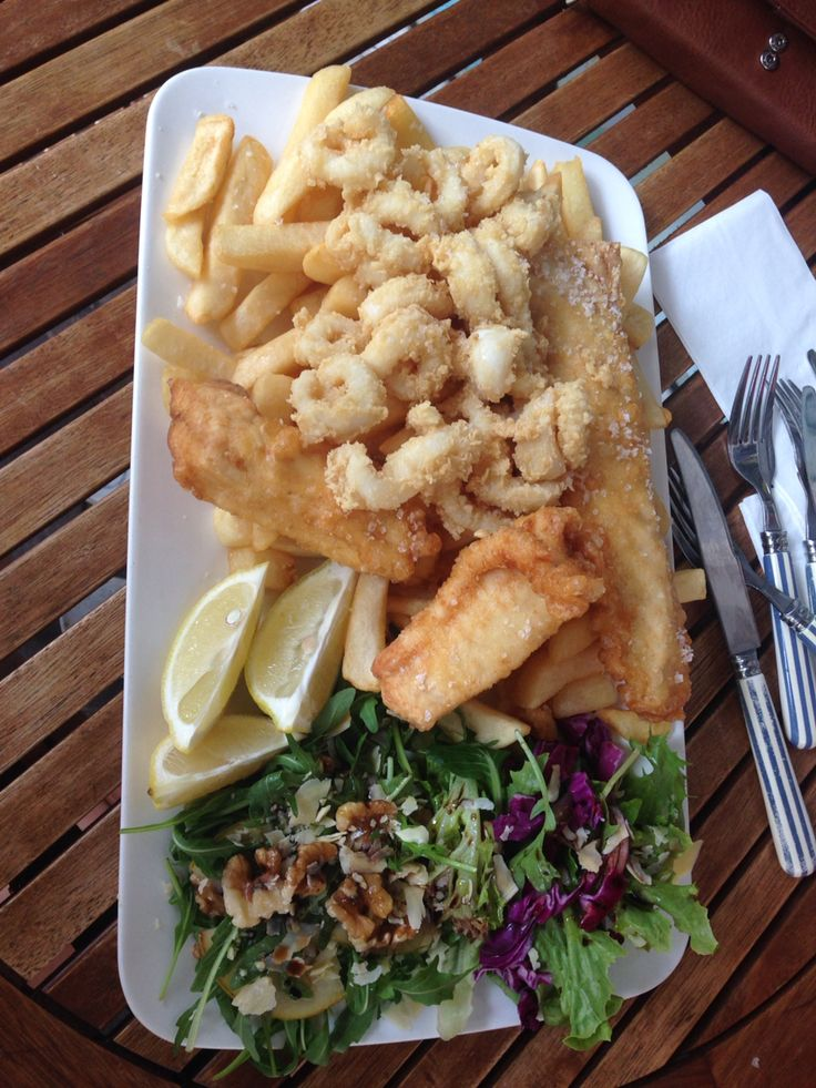 gourmet // fish & chips // newcastle