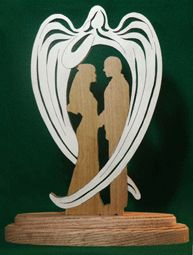 Scroll Saw Patterns :: Special occasions :: Wedding -