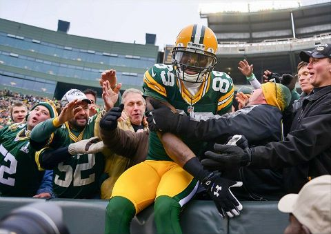 James Jones Talks About Getting the Ring -- Remember when the Green Bay Packers actually played in the Super Bowl? It seems like a long time ago, but James Jones is here to remind you about it.