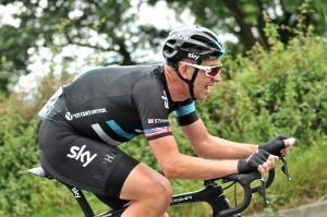 Ian Stannard Team Sky Stage 3 Normanby Hall to Scunthorpe