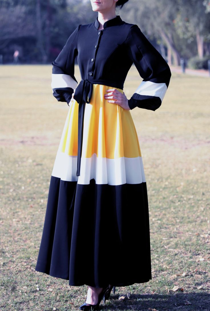 Daisy Abaya Dress – Black by LanaLik on Etsy https://www.etsy.com/uk/listing/228925441/daisy-abaya-dress-black