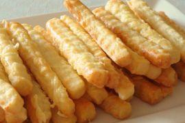 Snadné sýrové tyčinky