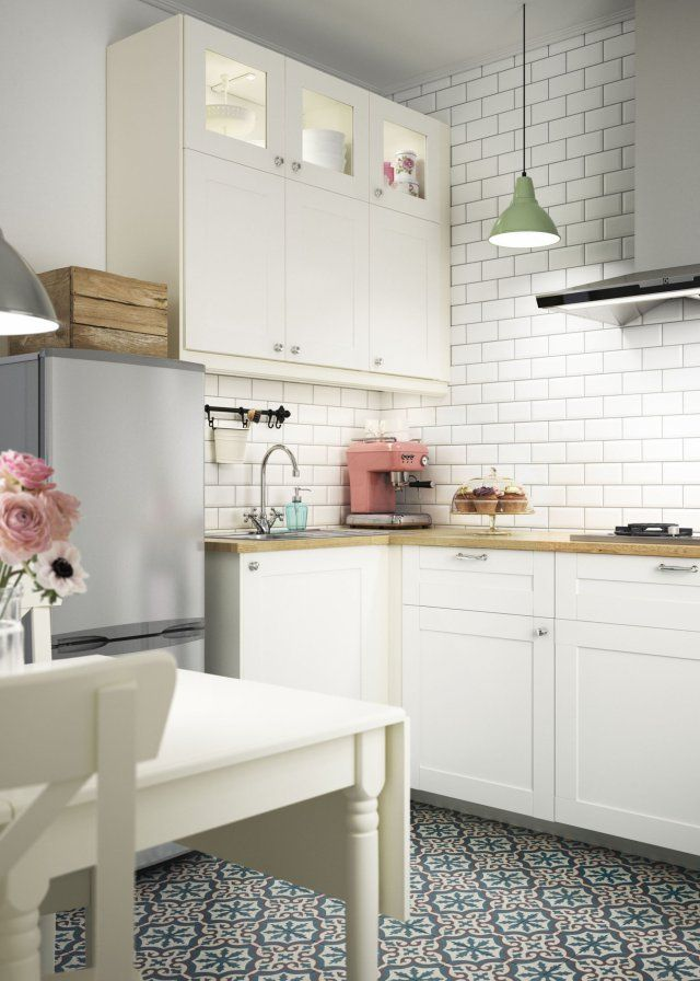 120 best Ikea-Küche images on Pinterest Kitchen ideas, Home - Ikea Küchen Landhaus