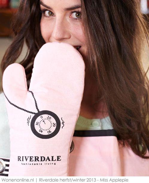 Riverdale Miss Applepie. De najaarscollectie Miss Applepie bevat de ingrediënten voor een winterse aankleding van je interieur.