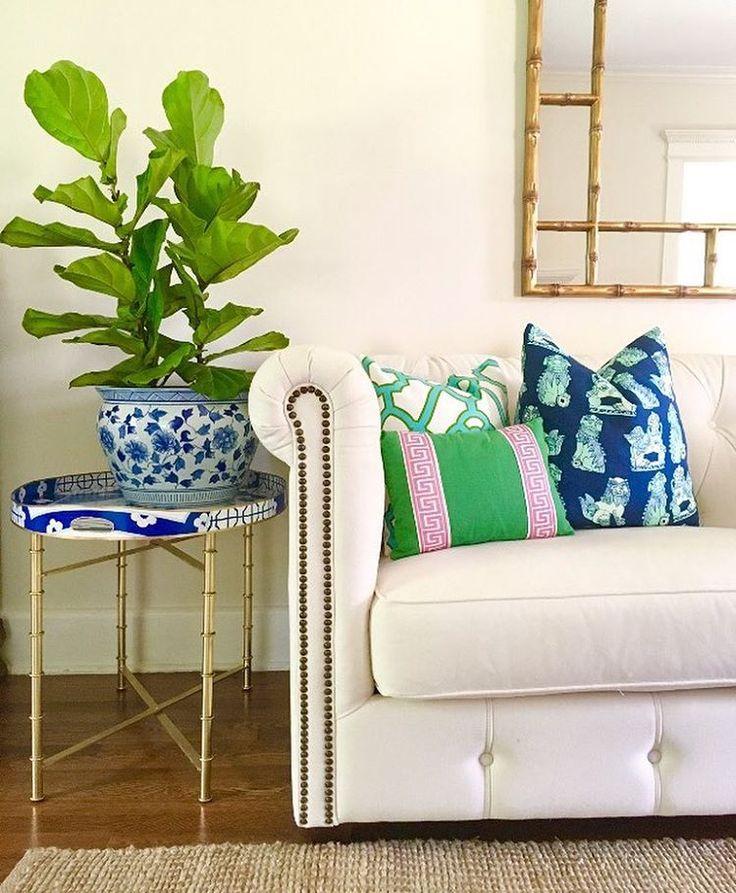 Instagram blue white pinterest instagram living for Kitchen design 01532