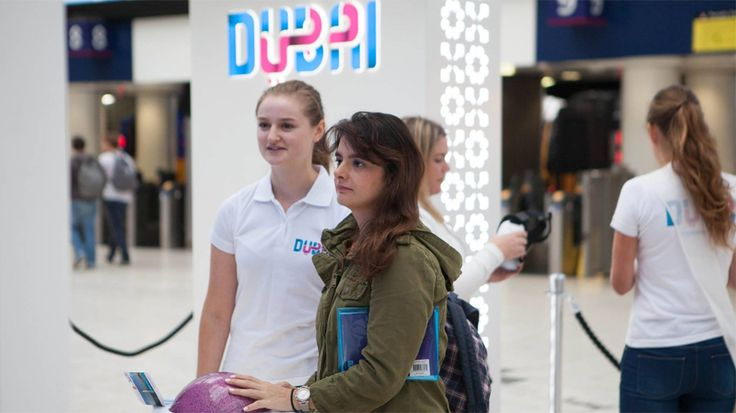 Dubai Tourism launches new interactive marketing campaign at London Waterloo