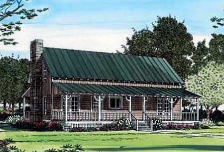 Tin Roof House Plans