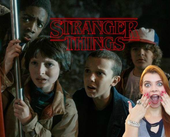 STRANGERS THINGS: motivos para assistir  As séries do Netflix tem se tornado um verdadeiro sucesso não é mesmo?Neste vídeo te conto tudo sobre a nova série chamada Stranger Things, sem spoilers ok?