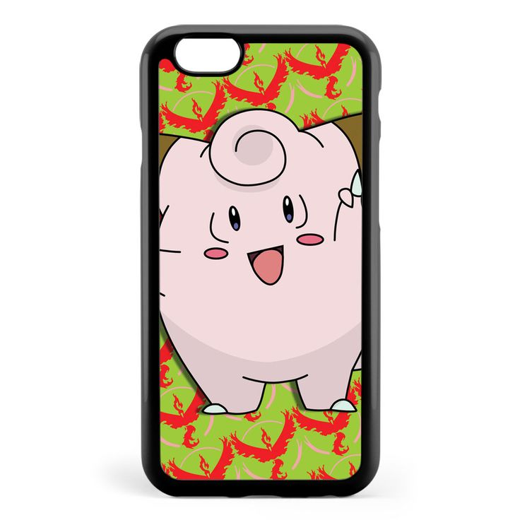 Clefairy Team Valor Apple iPhone 6 / iPhone 6s Case Cover ISVF628