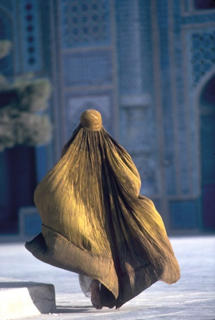 Reza, Chemin de vie, Afghanistan 1990